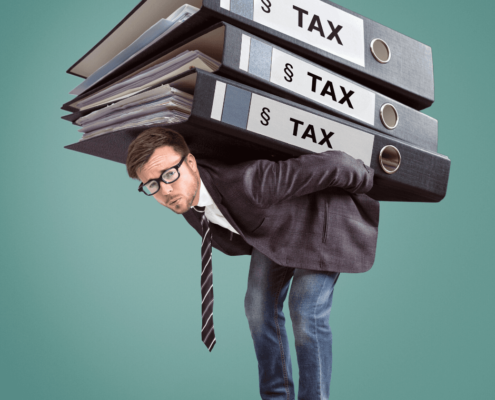 Have an Amended Tax Return or Tax Liability? Don't Wait to Repay