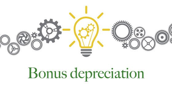 What You Need To Know About Bonus Depreciation