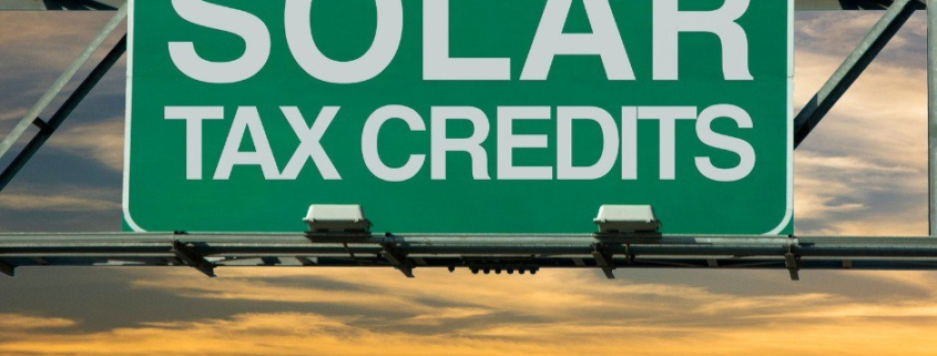 Good news! Solar Tax Credit Extended for Two Years