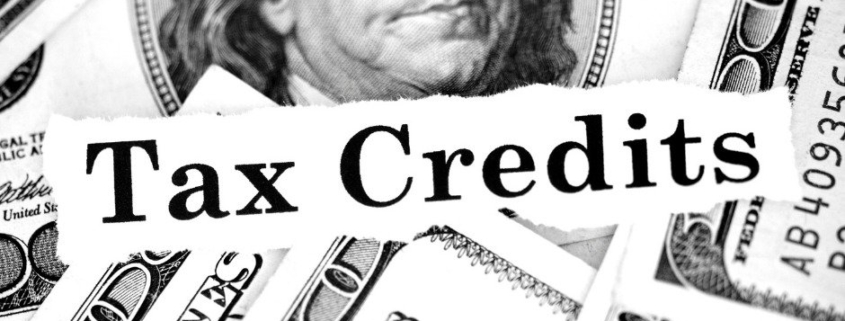 Looking for a Tax Credit? Don't Miss out on These!