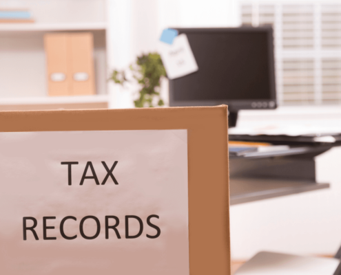 Thinking of Dumping Old Tax Records? Think Again