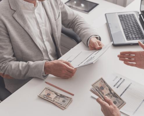 Large Business Cash Transactions Must File Form 8300