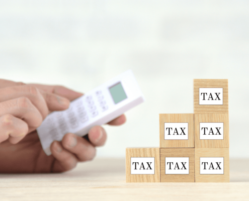 Higher Income Taxpayers Beware: Tax Increases May Be Coming