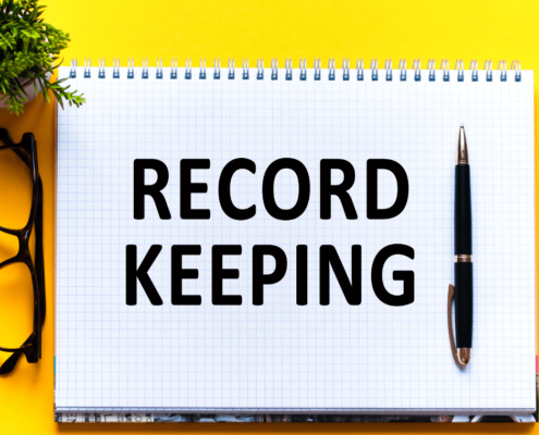 Recordkeeping Tips Business Owners Should Know to Keep the IRS Away