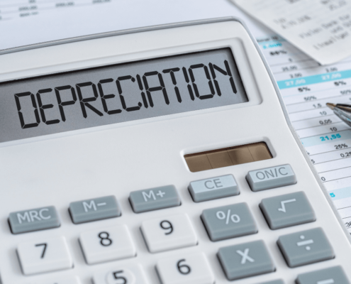 Tax Depreciation Rules for Business Automobiles